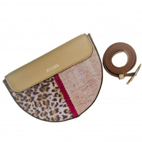 Iris Pink Leopard